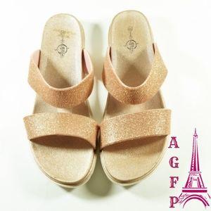Shoes - 💖 2/$25 Pastel sequins slides sandals NWOT, 10